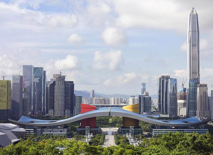 Centre de Shenzhen Guangzhou