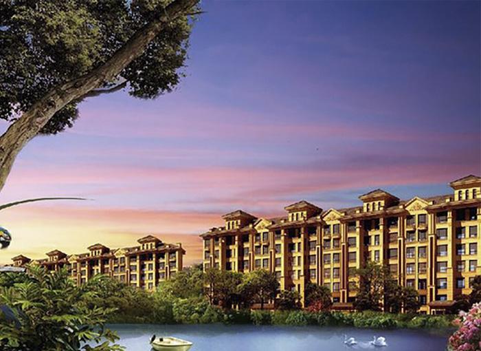 Projet Tianjin Financial World Xihutai
